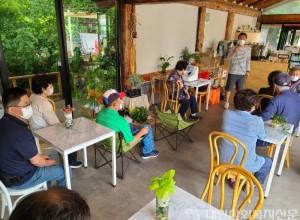 치유를 위한 스마트한 허브 김포시치유농업센터, 보건․복지 협업 치유농업 프로그램 운영